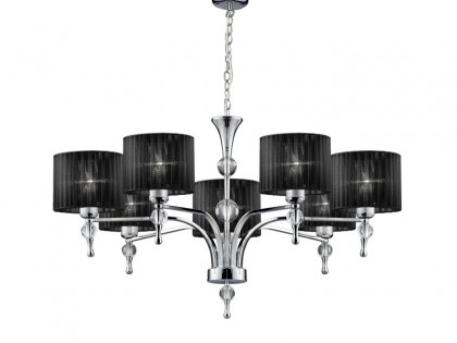 Lampa Impress 7 Black AZzardo