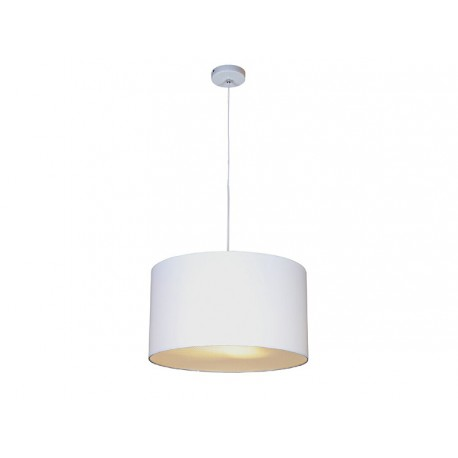 lampa BOSSE PENDENT WHITE azzardo