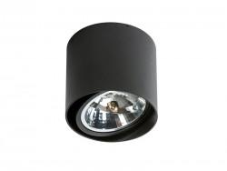 Lampa ALIX 12V Black
