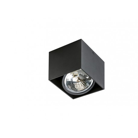 lampa ALEX 12V black
