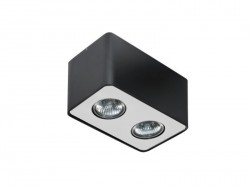 Lampa techniczna Nino 2 Black