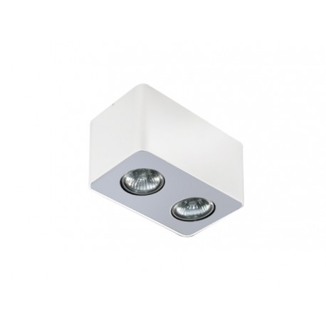 Lampa techniczna Nino 2 White