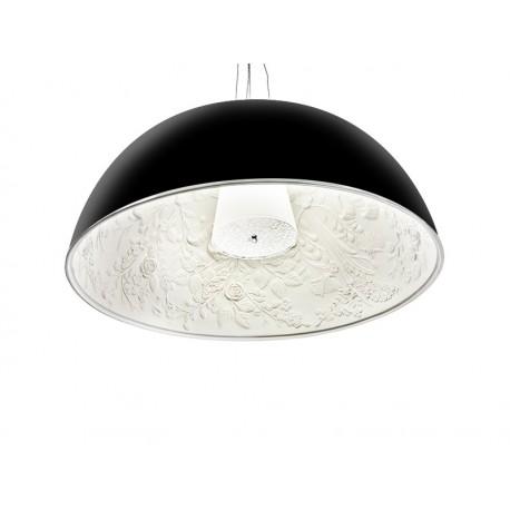Lampa wisząca Decora XL BLACK