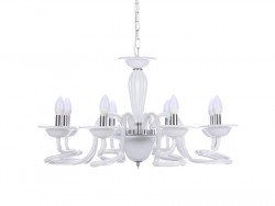 Lampa Bolton 8 Black/White