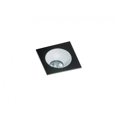 HUGO 1 DOWNLIGHT BLACK