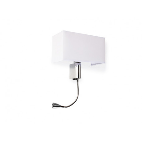 AMADEO LED SQUARE WHITE