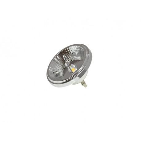 Żarówka LED QR111 12V Chrome 12W 4000K NO DIMM