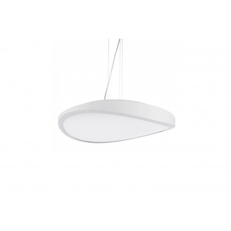 Lampa Circulo 58  white
