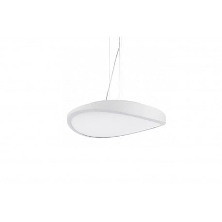 Lampa Circulo 48 white