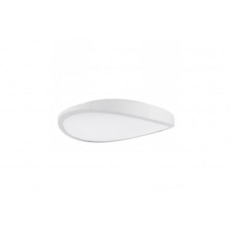 Plafon Circulo 58 white