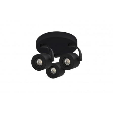 Bross Arm 3 Round black