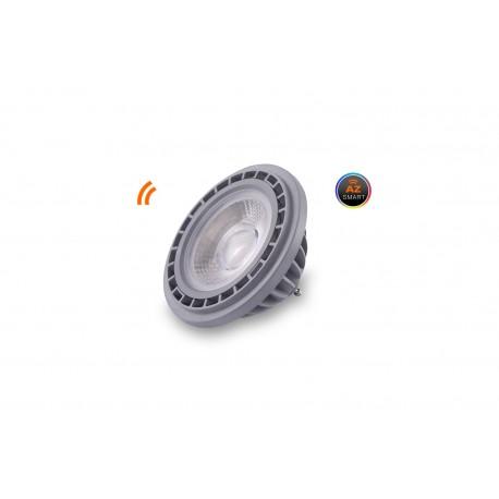 Żarówka LED WIFI 11W szara 3000K ES111 AZzardo Smart