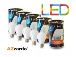 Zestaw 5szt. żarówek LED 8W E27