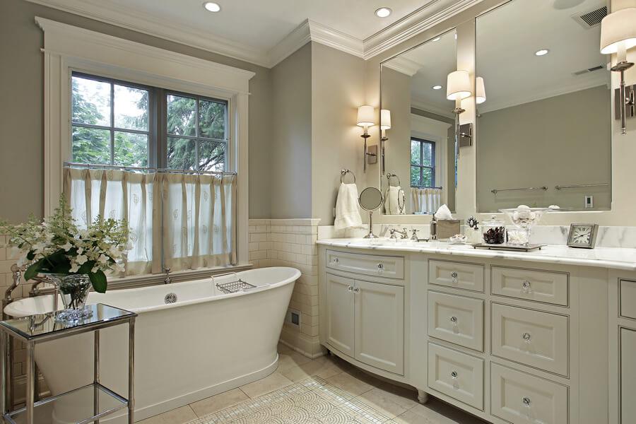 Oświetlenie łazienkowe Istota Kreowania Wnętrza Blog