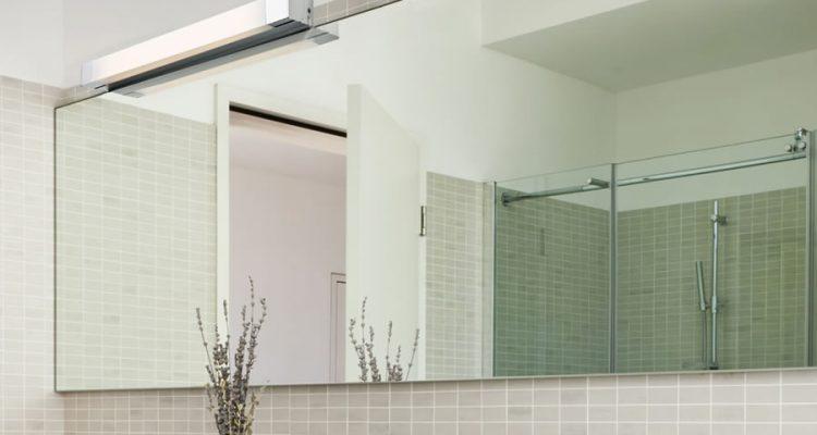 Oświetlenie Lustra łazienkowego To Komfort Porannej Toalety