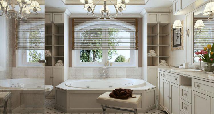Czy żyrandol do łazienki to dobry pomysł?